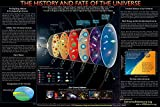 nuclear science chart - History and Fate of the Universe II Poster (30
