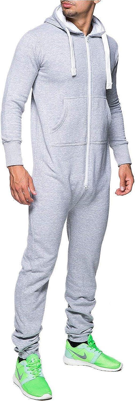 Mens jumpsuit fleece pyjamas mens tracksuit onesie beautiful elegant playsuit mens one-piece onesie overalls hoodies sleepwear
