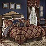Croscill 2AM-004O0-1441/610 Sebastian King Comforter Set