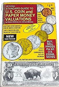 Paperback Standard Guide to U.S. Coin and Paper Money Valuations Book