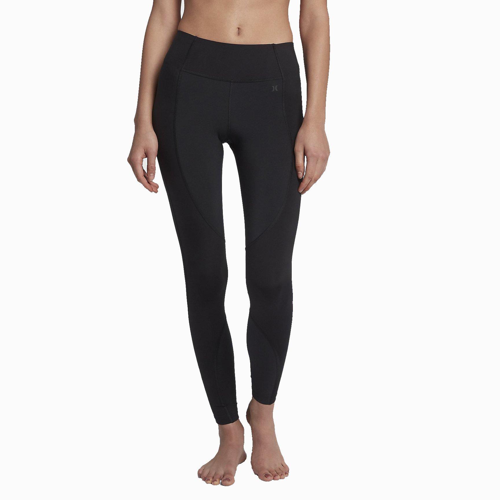 Hurley 940924 Women's Max Leggings, Black - M