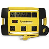 CyberPower DS806MYL Heavy Duty Power Strip 8-Outlets 6-Foot Cord