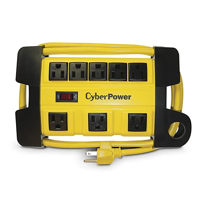 Review CyberPower DS806MYL Heavy Duty