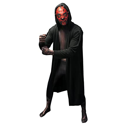 Morphsuits - Disfraz para Adulto Darth Maul, Star Wars ...