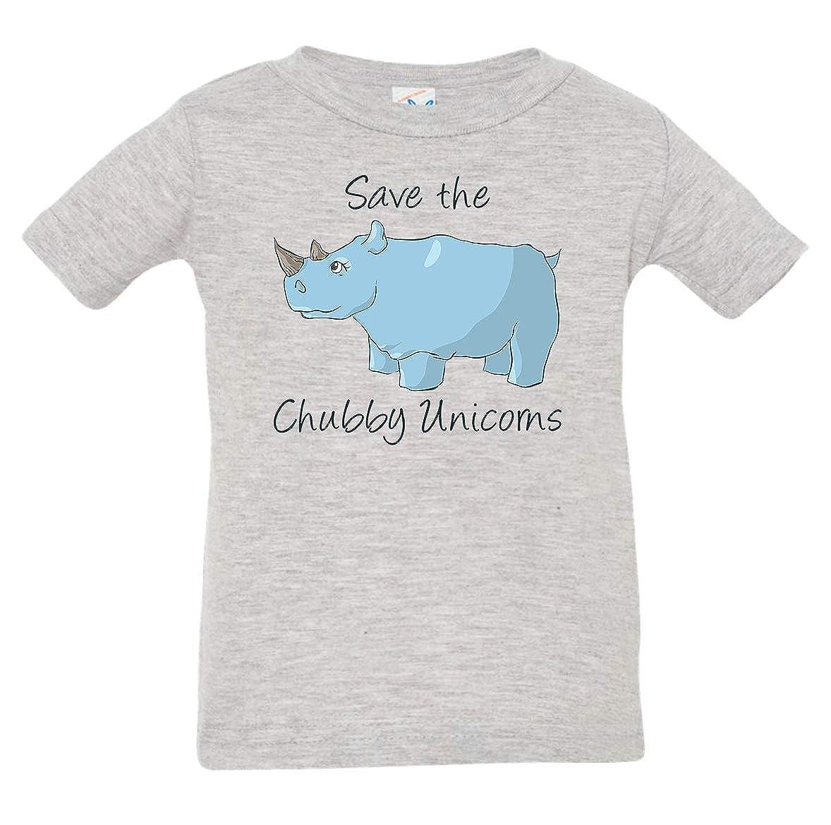 Tenacitee Babys Save The Chubby Unicorns Shirt