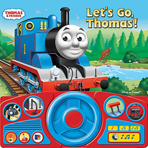 YOU DRIVE Lets Go Thomas Driving Book for Little Hands (Thomas The Train Book And Figures)