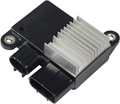 Cooling Fan Control Unit Module ECU  ECM for Toyota Corolla Matrix Mazda 5 CX-7