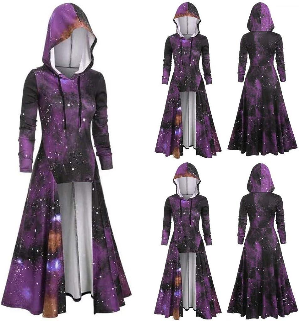 Xmas Dresses for Women Kaitobe Womens Plus Size Tie Dye Dress for Women Party Wedding Swing A-line Dresses