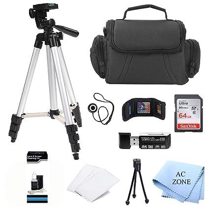 Kit de Accesorios para cámara Digital Profesional para Todos los ...