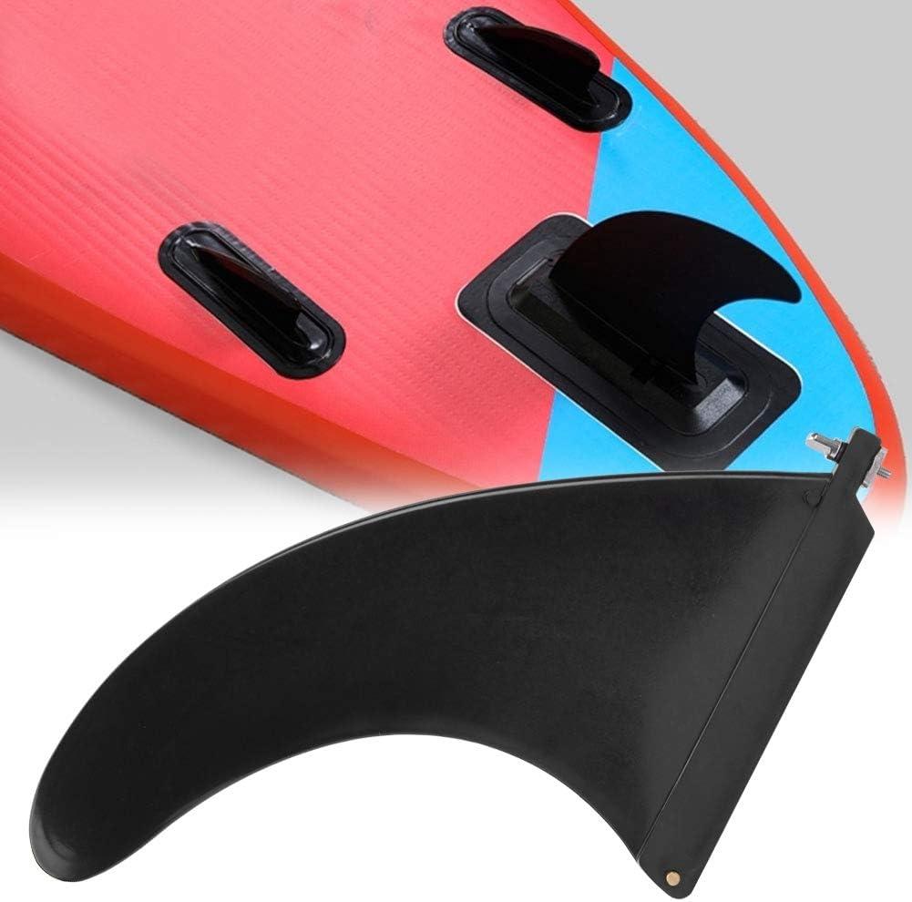 Vbest life Accessorio per Alette da Surf gonfiabili Rimovibili con Pinne in plastica Sufing per Barche a Remi Canoe per Kayak