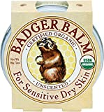 Badger Balm Unscented Balm- 2 oz