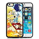 iPhone 6 Case,Fairy Tail 16 Black For iPhone 6(4.7) Case