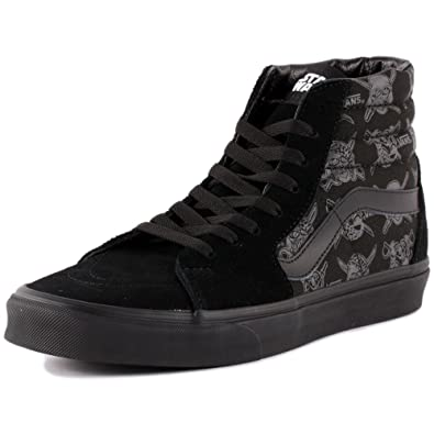 8889cf0585 Vans Sk8-Hi (Star Wars) Dark Side Darth Storm Mens 6