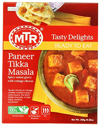 MTR Paneer Tikka Masala 10.56 Oz - Paneer Tikka Masala Shopping Results