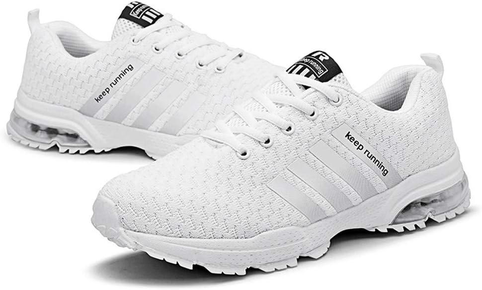Zapatillas deportivas para mujer de Sonnena, ligeras, para correr, para entrenamiento, para exteriores, para el gimnasio: Amazon.es: Belleza