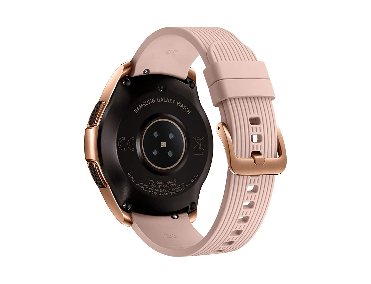 Samsung SM-R810 Reloj Inteligente Rose Gold SAMOLED 3,05 cm (1.2