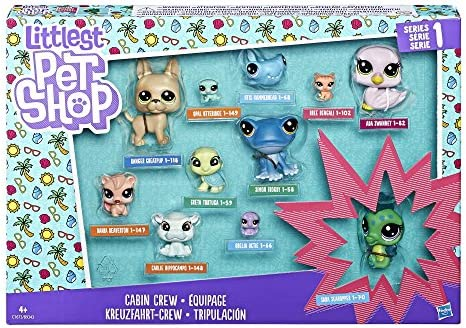 Littlest Pet Shop Pet Pack: Amazon.es: Juguetes y juegos