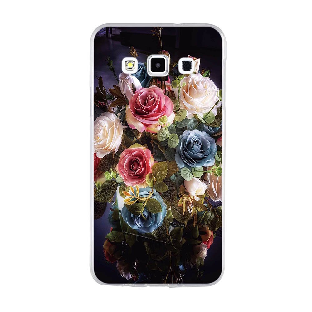 Fubaoda Coque Samsung Galaxy A3, Chat Devient Tigre Ultra Slim TPU Silicone Haute Qualit/é T/él/éphone Portable Coque pour Samsung Galaxy A3(4.5)