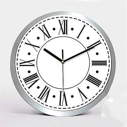 WERLM Diseño personalizado decorativos para el hogar reloj ...