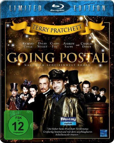 Going Postal [Blu-ray] [Import allemand]