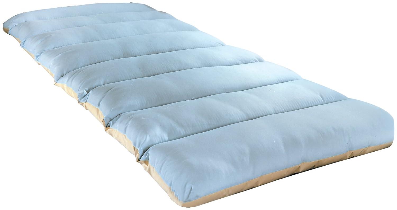 amazon com spenco silicore bed pad 78 x 36 inches health