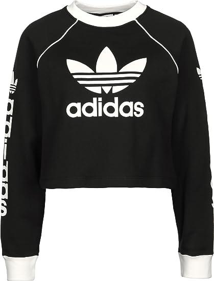 adidas Sweat Shirt À Capuche Sport Femme: : Sports