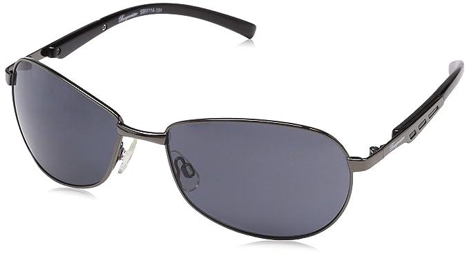 Burgmeister - Gafas de sol Ovaladas SBM114-181 para hombre ...