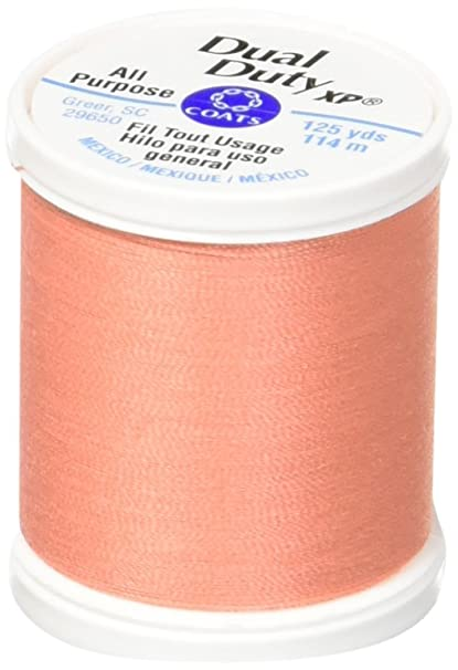 Coats Dual Duty Xp General Purpose Thread 250yd Assortment-4//pkg Colors 2250,