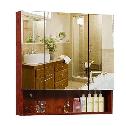 Armoires avec miroir Armoire De Toilette De Bains Dressing ...