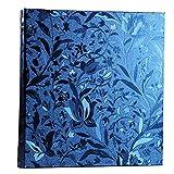 """Ksmxos Frame Cover Photo Album 600 Pockets Holds 4x6"""" Photos Blue"""