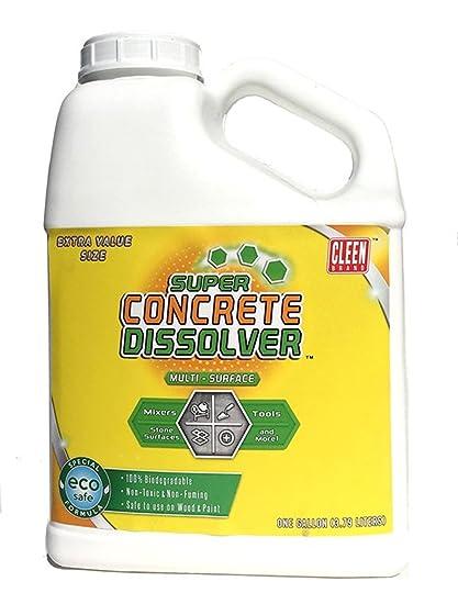 Super Concerete Dissolver 1-Gal  Concrete & Mortar Dissolver