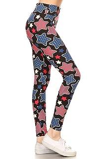 257e6f720a49b Leggings Depot Yoga Waist REG/Plus Women's Buttery Soft Leggings at ...