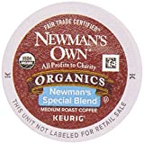 keurig pods newmans own - Keurig K Cups, 108-Count Newman's Own Extra Bold Coffee Pods