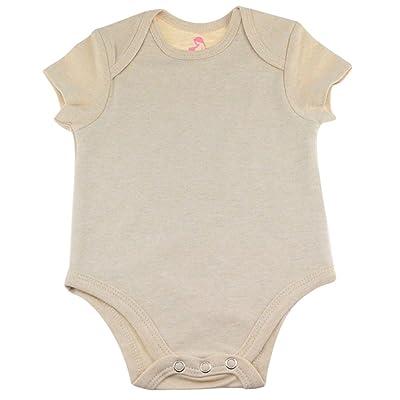 Momz Armor 100% Organic Cotton Bodysuit Unisex Baby Protective RF Shielding EMF