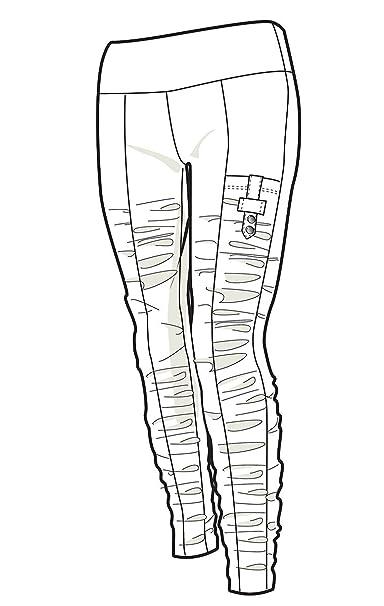 c7148168d0eec Nomads Hemp Wear Utopia Leggings - Khaki Green - Small: Amazon.ca ...