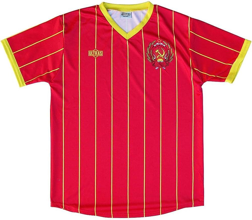 Soviet Union Crest Ultras Soccer Jersey