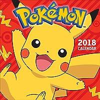 Pokemon 2018 Wall Calendar