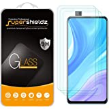 (3 Pack) Supershieldz for Huawei Y9s and Huawei Y9 Prime (2019) Tempered Glass Screen Protector, Anti Scratch, Bubble Free