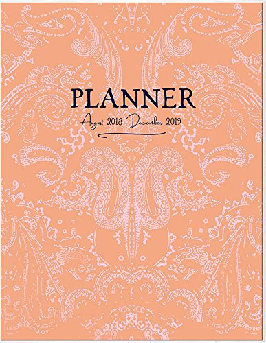 2019 Patina Vie Monthly Planner