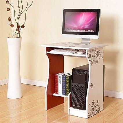 QYJH-Home Table-Table para computadora de Escritorio Simple ...