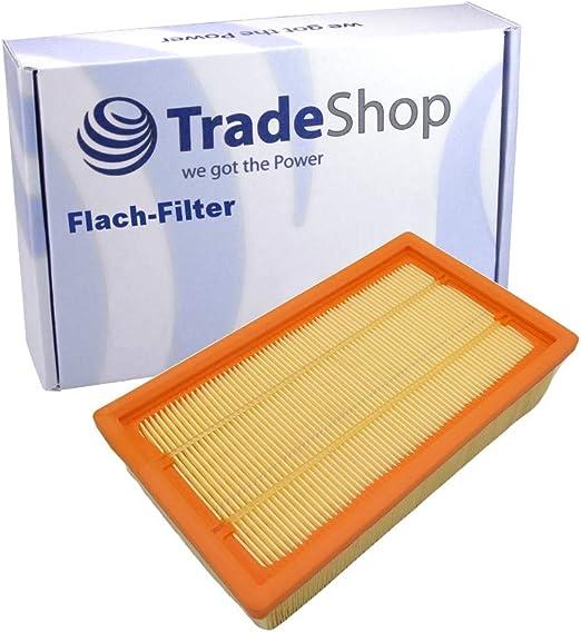 für Hilti VC 40-UM Luftfilter Staubsauger Lamellenfilt. PES Filter Auswaschbar