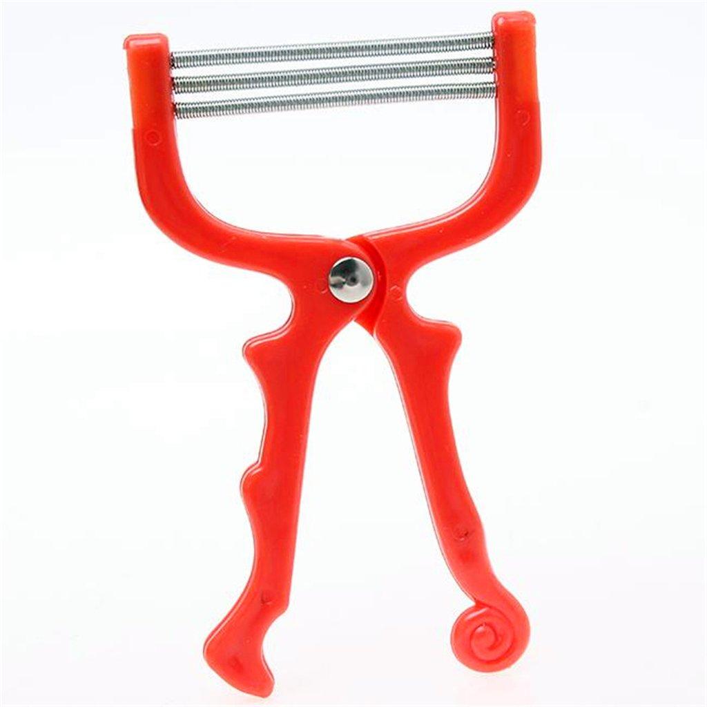 Hangqiao enhebrador de eliminación de vello facial Herramientas de Belleza Cara Remover terraja Stick Epi AEQW-WER-AW146062