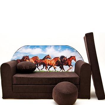 k29 da salotto - divano letto per bambini, 3 in 1, composto da ... - Divano Letto Per I Bambini