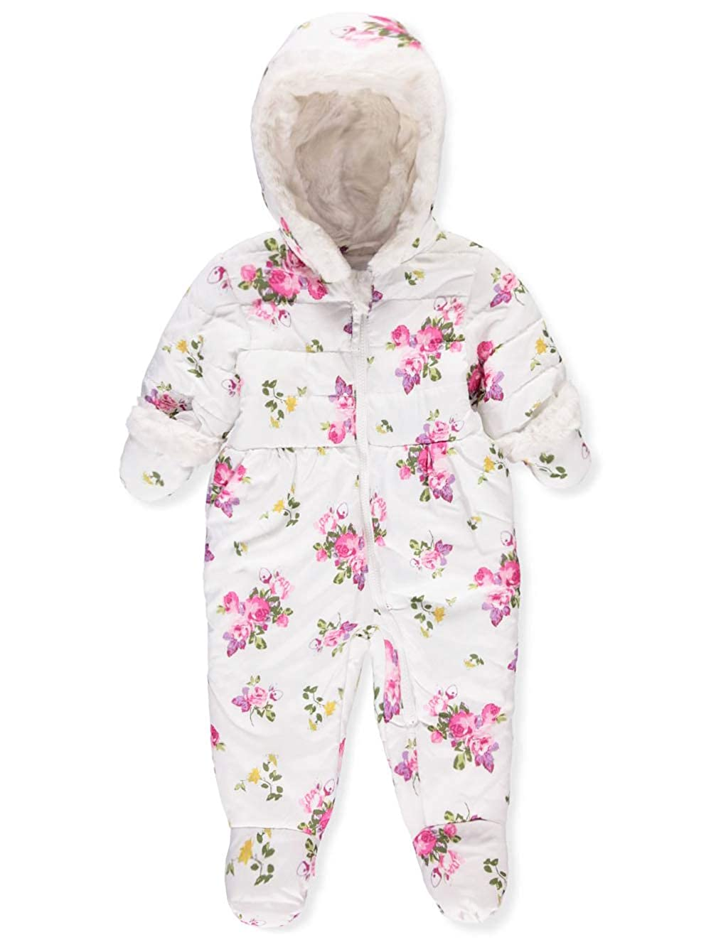Rothschild Baby Girls' Insulated Pram Suit