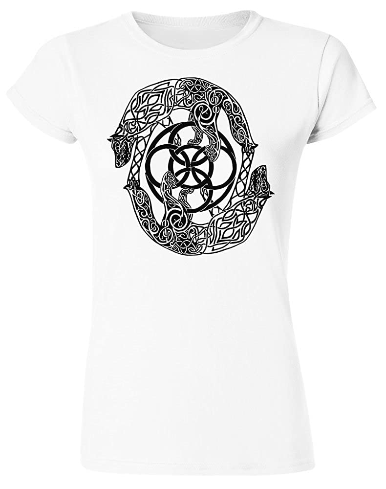 amazon id merce celtic style tattoo women s t shirt clothing Men's 1000s Clothing