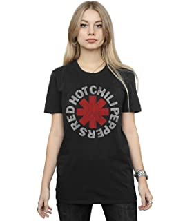 Amplified Red Hot Chili Peppers Logo Womens Vest