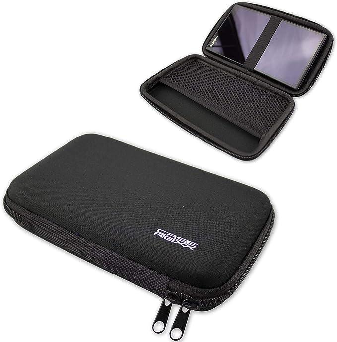 caseroxx GPS-Case para Garmin Drivesmart 61 LMT-D, (GPS-Case con Cremallera y elástico en Negro): Amazon.es: Electrónica