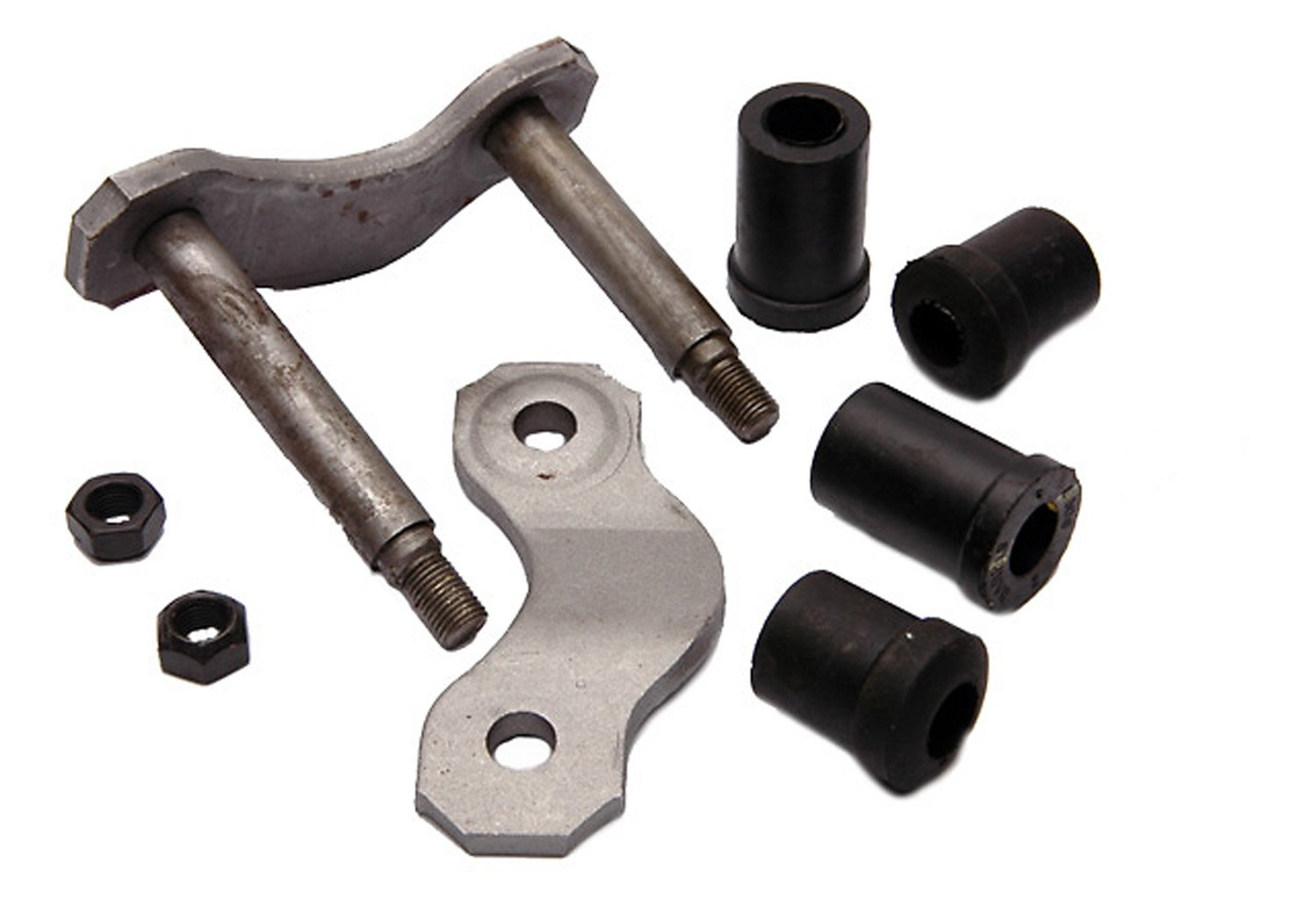 ACDelco 45G13008 Professional Rear Leaf Spring Shackle Bushing Assembly