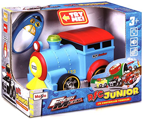 Maisto R/C Junior Train Radio Control Vehicle