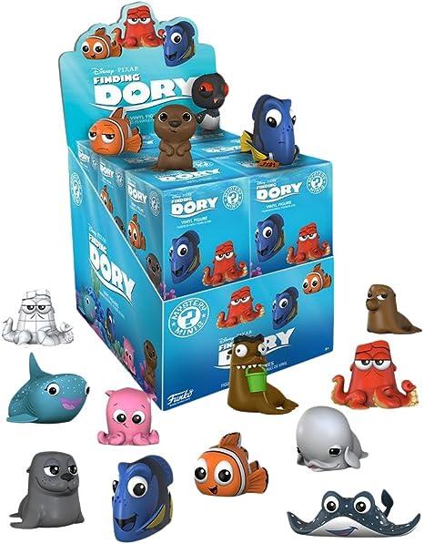 Funko Caja Sorpresa de la película Disney Buscando a Dory: Funko Mystery Minis:: Amazon.es: Juguetes y juegos
